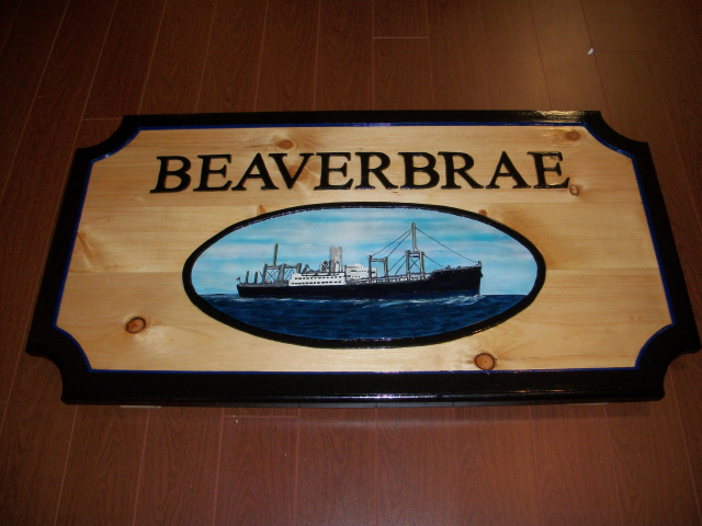 personalized wood signs rh glovercreations com